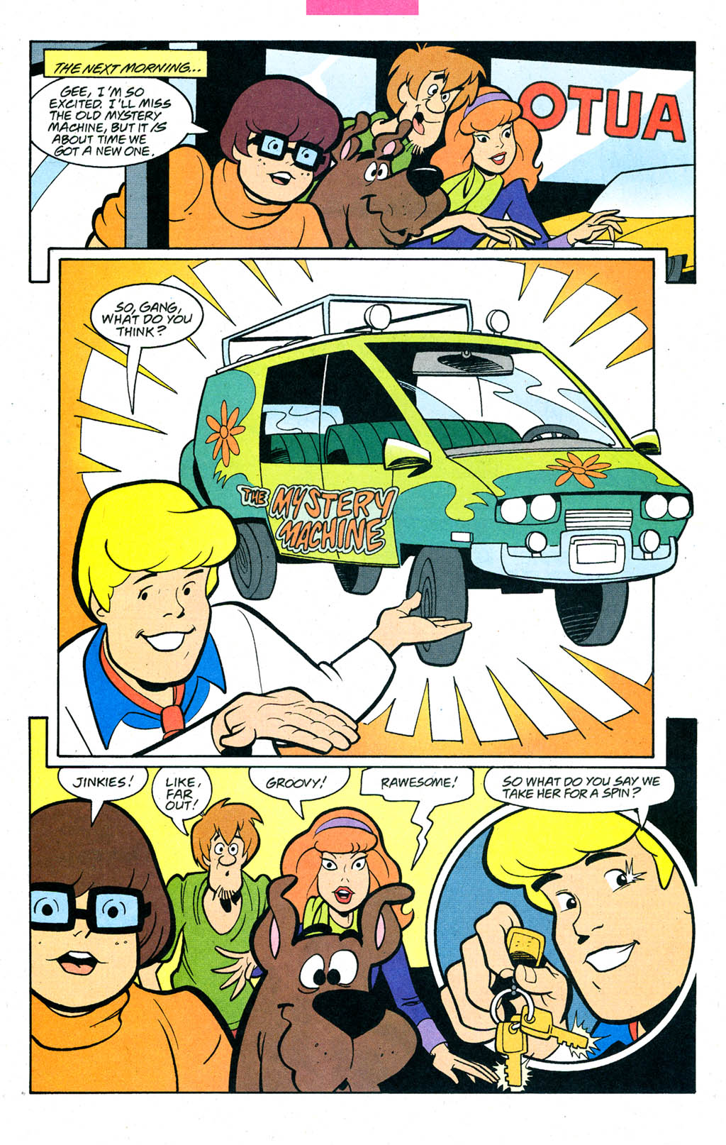 Read online Scooby-Doo (1997) comic -  Issue #90 - 35