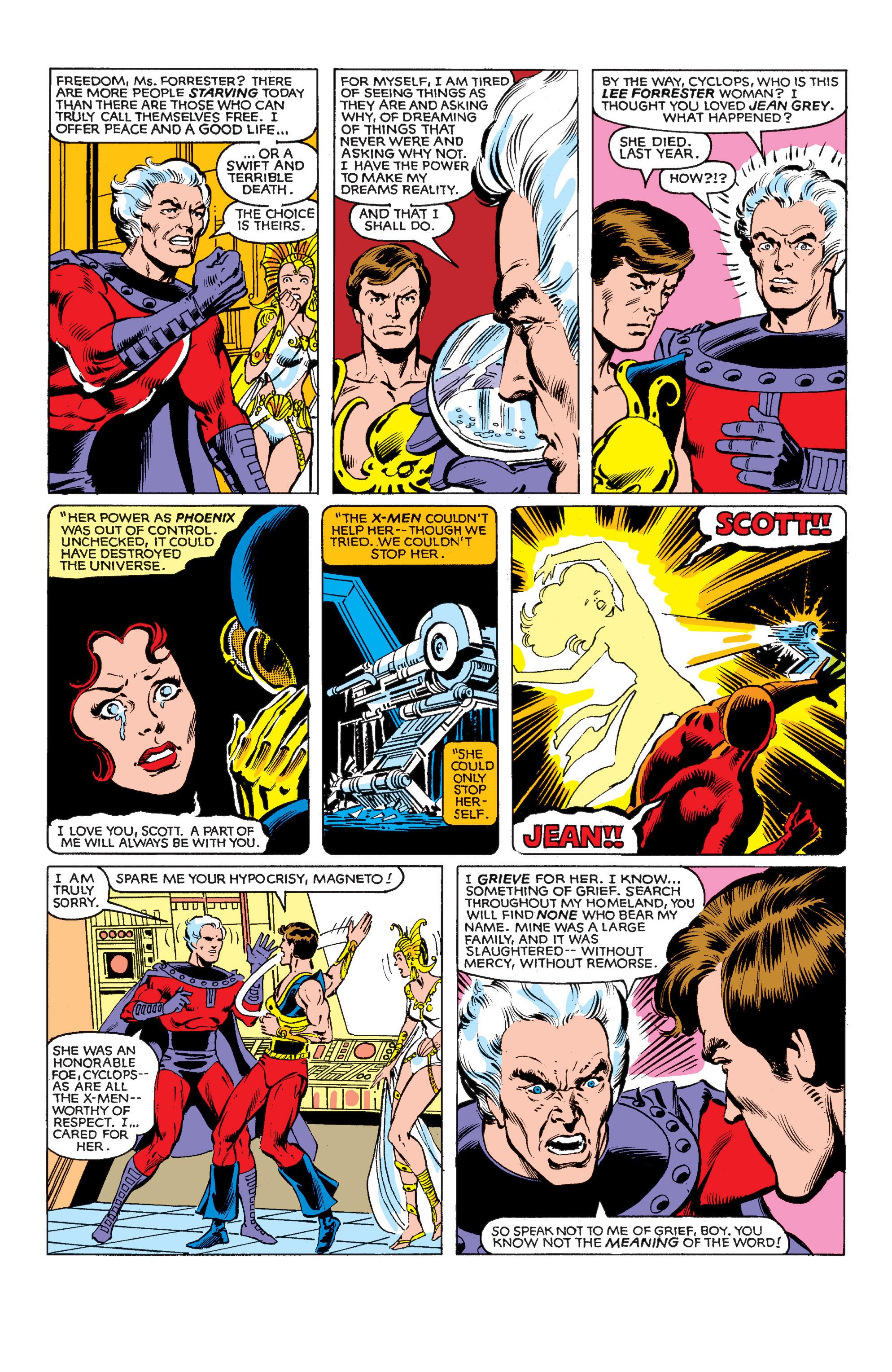 Uncanny X-Men (1963) 150 Page 4
