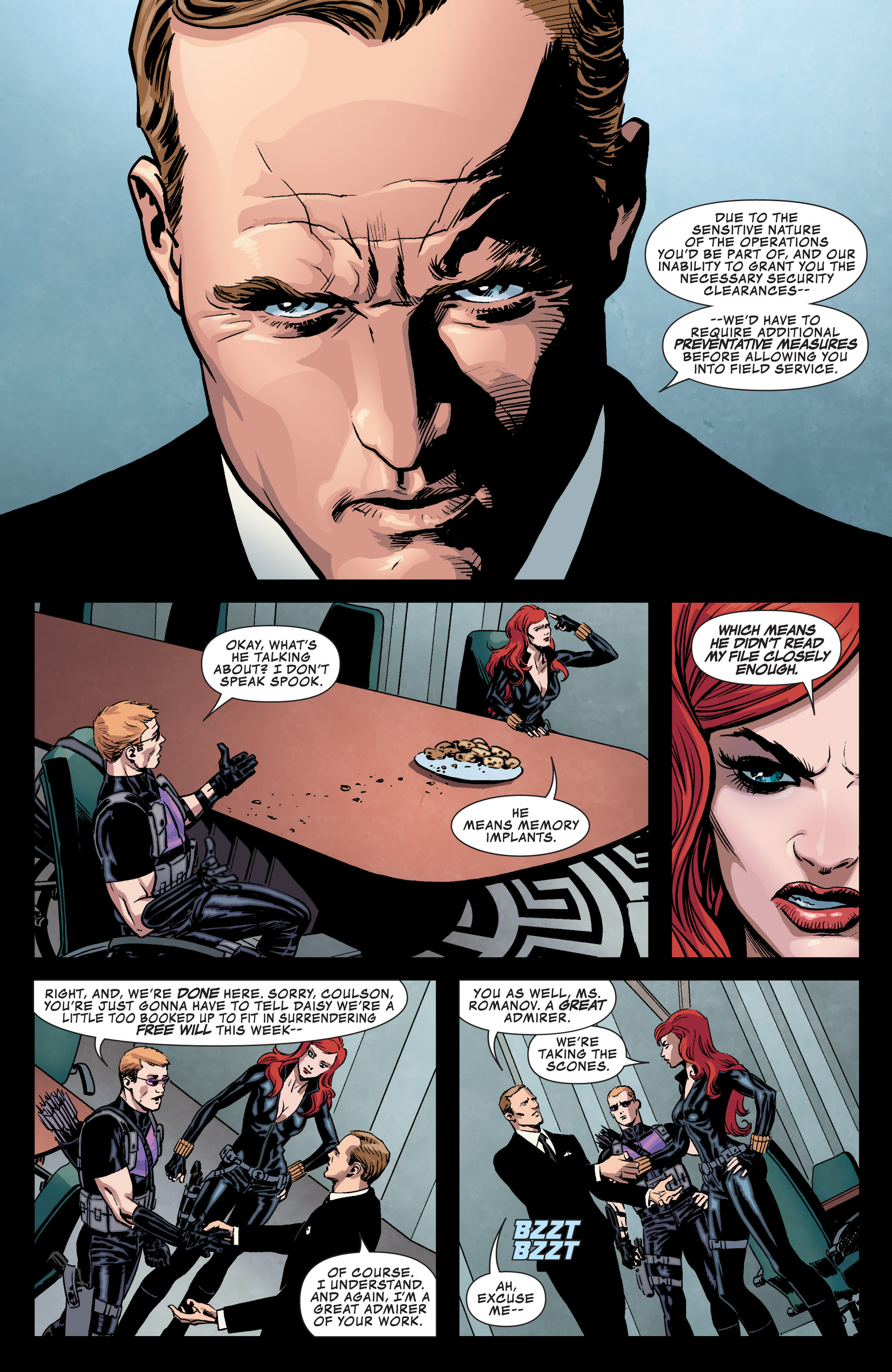 Read online Secret Avengers (2013) comic -  Issue #1 - 11