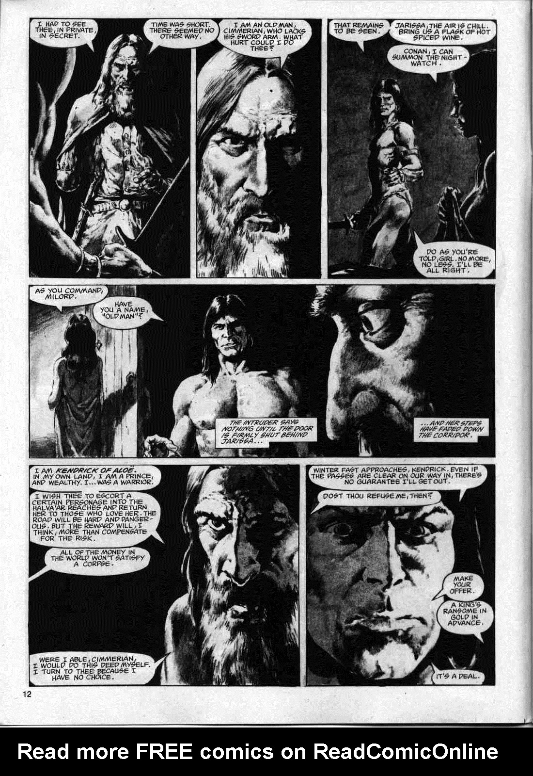 The Savage Sword Of Conan Issue #74 #75 - English 11