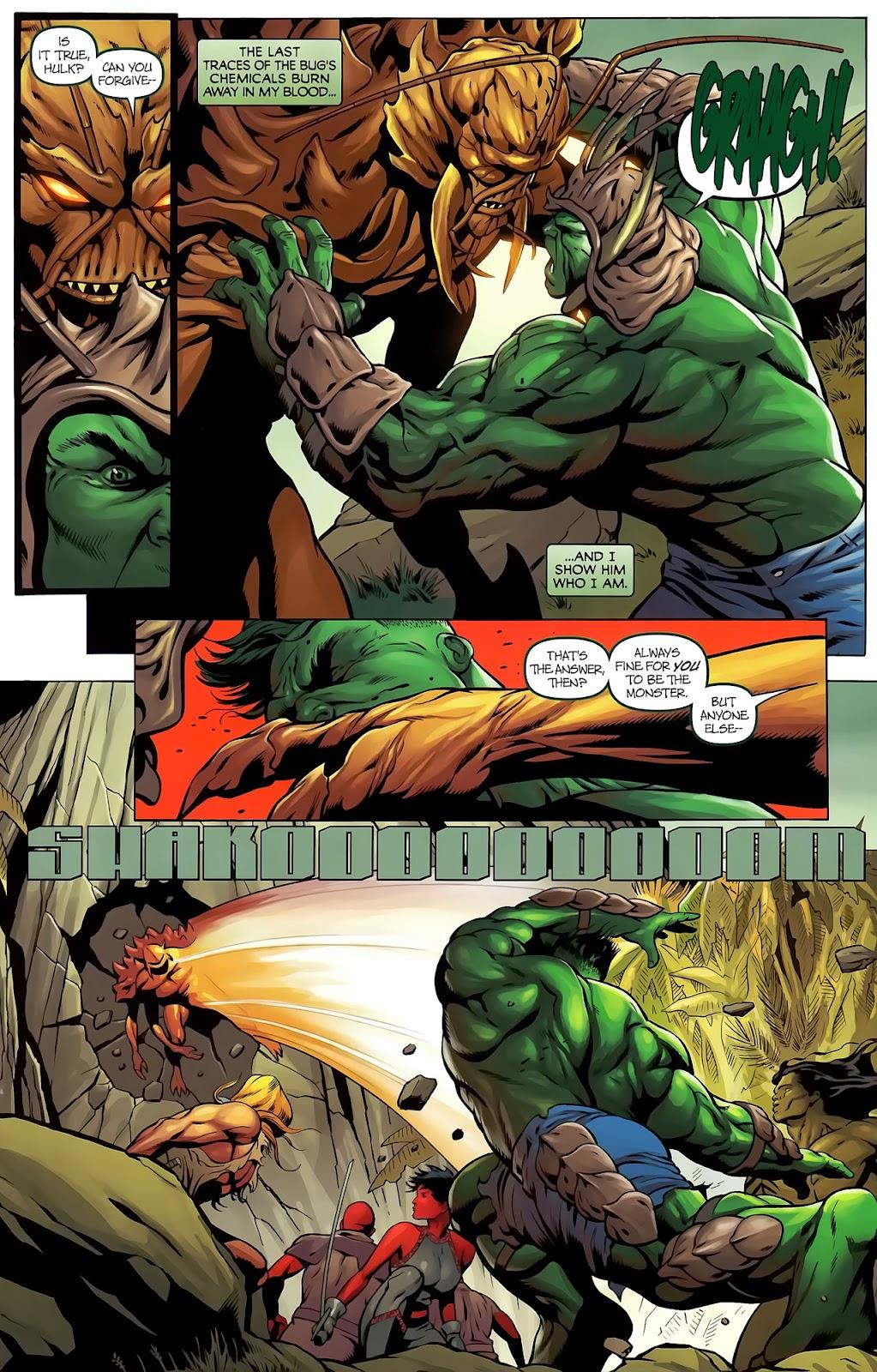 Incredible Hulks (2010) Issue #625 #15 - English 14