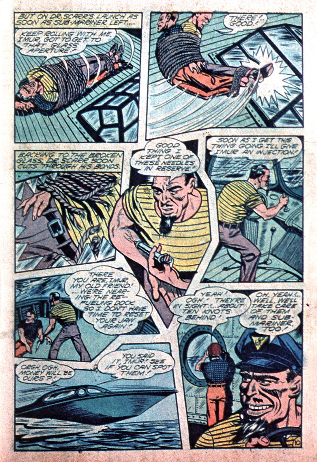 Sub-Mariner Comics Issue #15 #15 - English 39