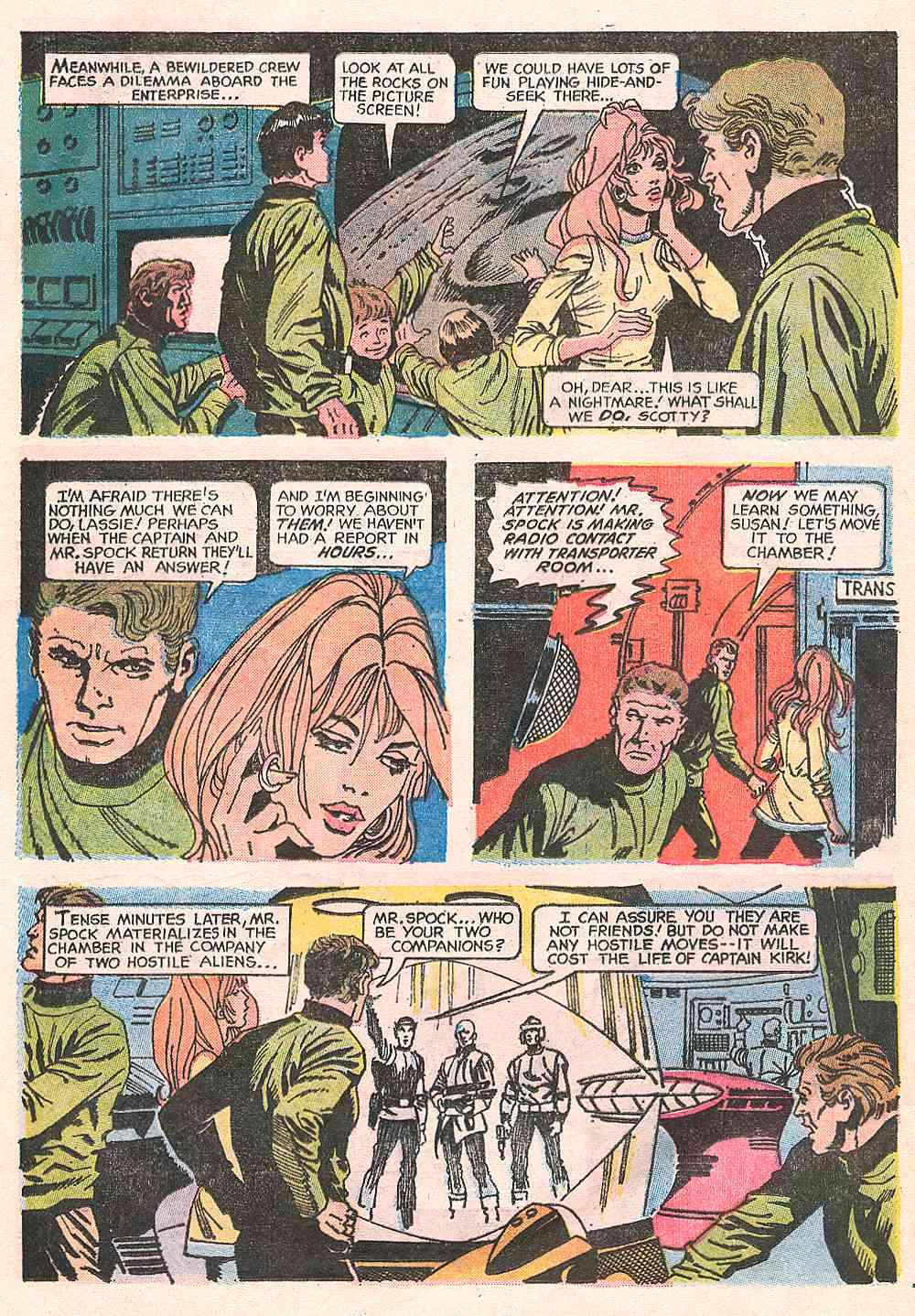Star Trek (1967) Issue #8 #8 - English 19
