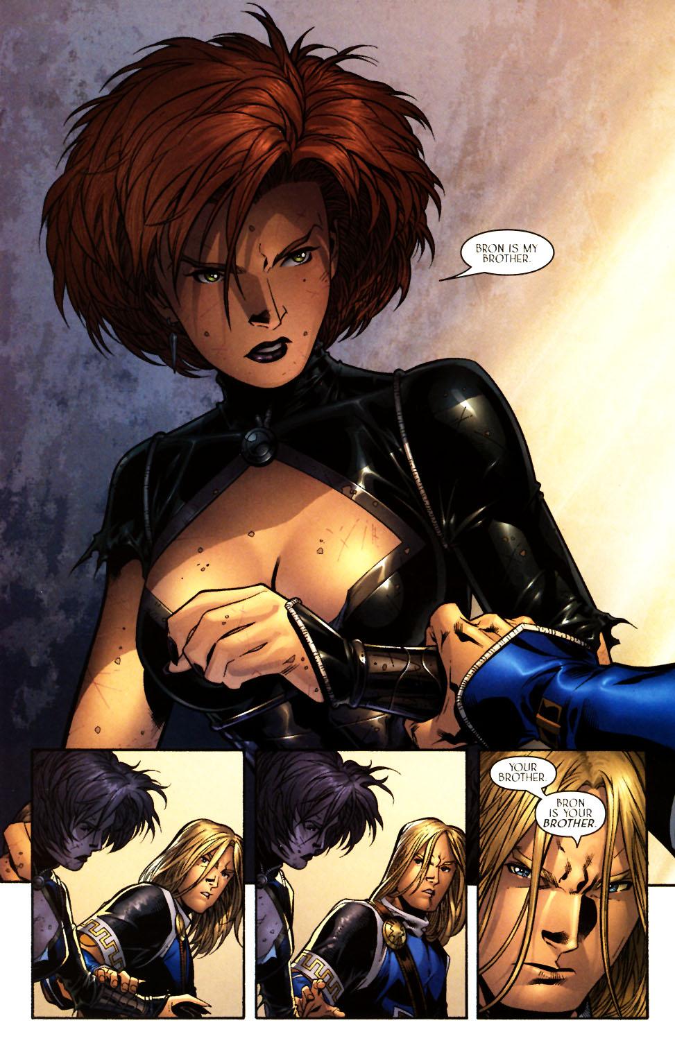 Read online Scion comic -  Issue #13 - 11