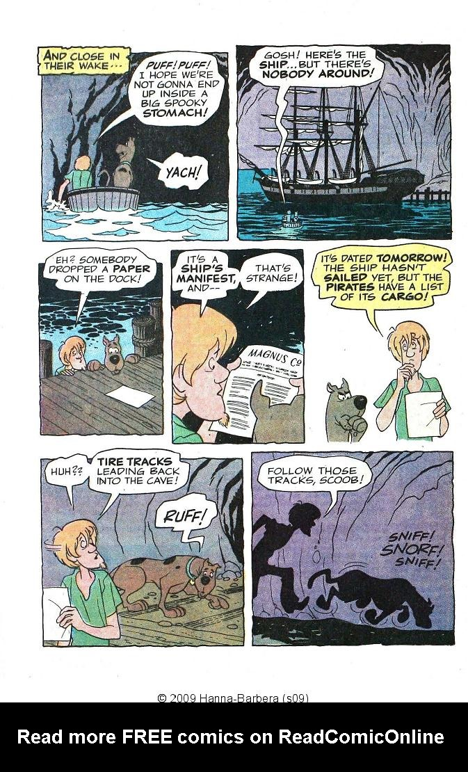Read online Scooby-Doo... Where Are You! (1970) comic -  Issue #6 - 24