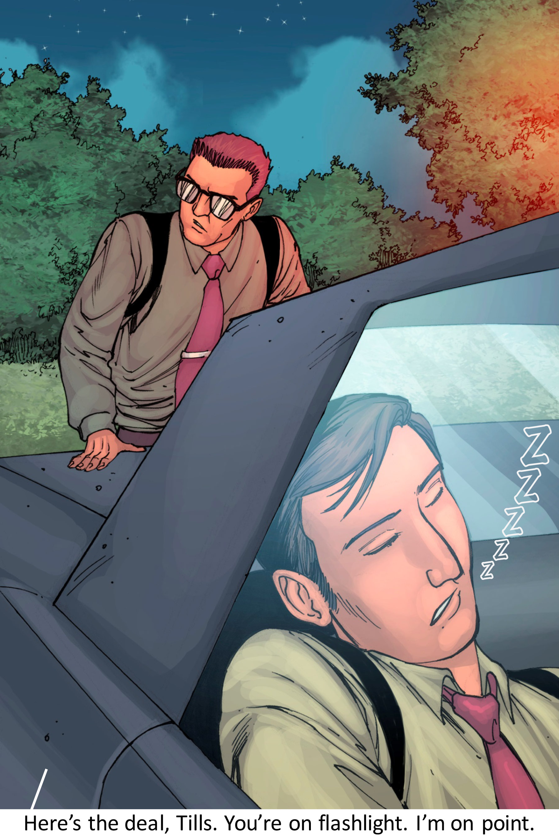 Read online Z-Men comic -  Issue #3 - 69