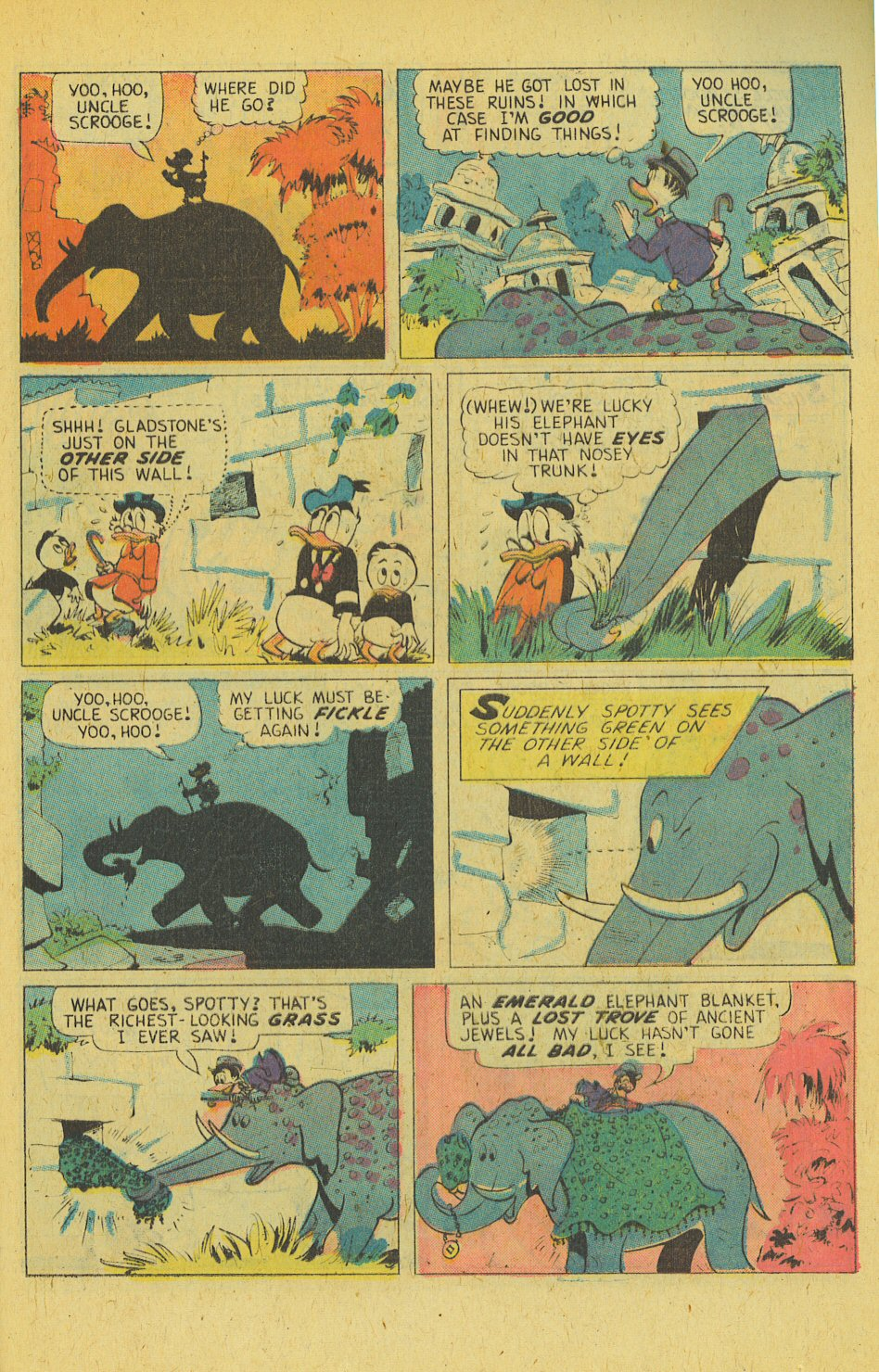 Uncle Scrooge (1953) Issue #118 #118 - English 25