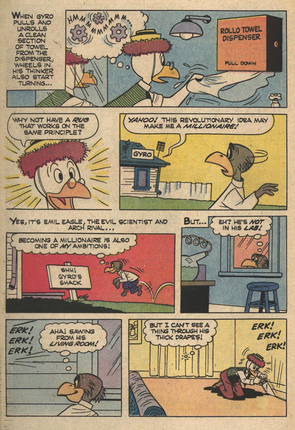 Uncle Scrooge (1953) Issue #164 #164 - English 22