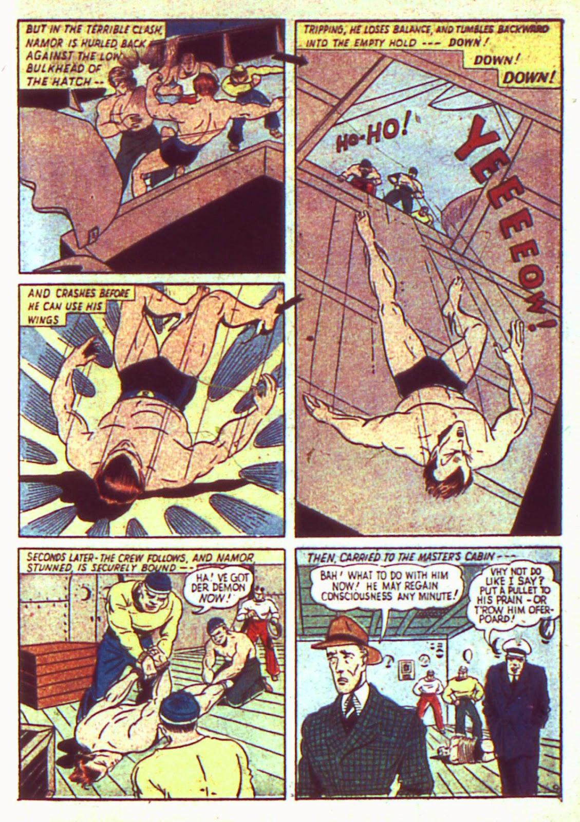 Sub-Mariner Comics Issue #2 #2 - English 11