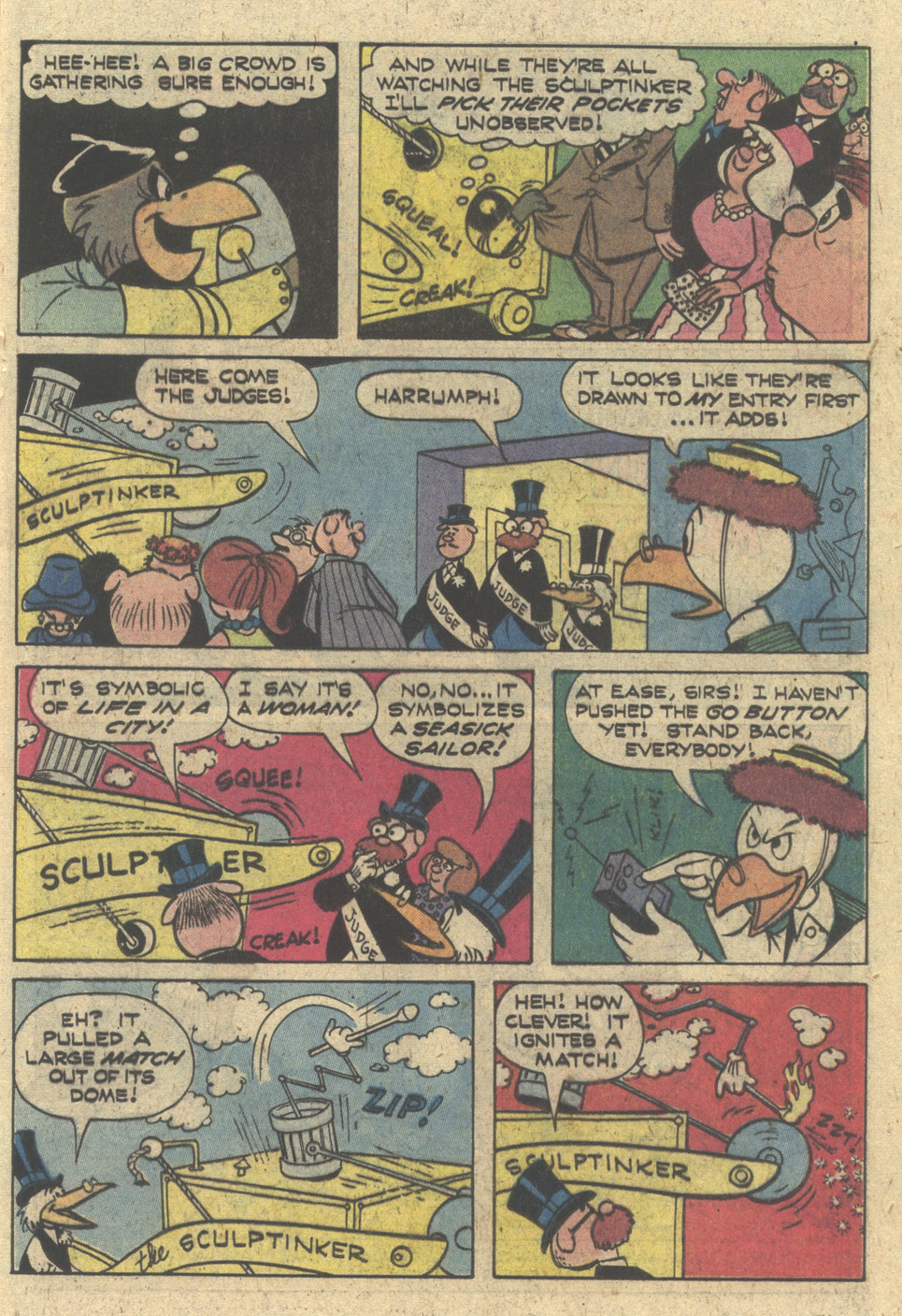 Uncle Scrooge (1953) Issue #170 #170 - English 17