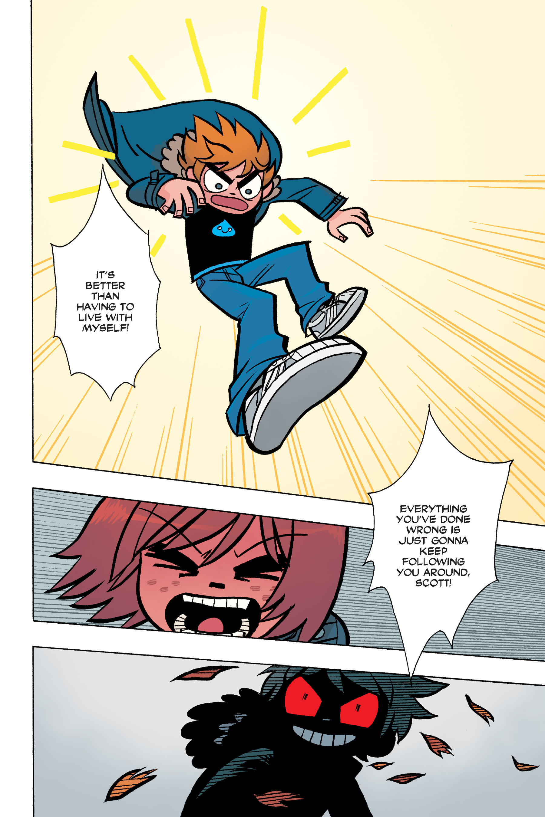 Read online Scott Pilgrim comic -  Issue #6 - 81