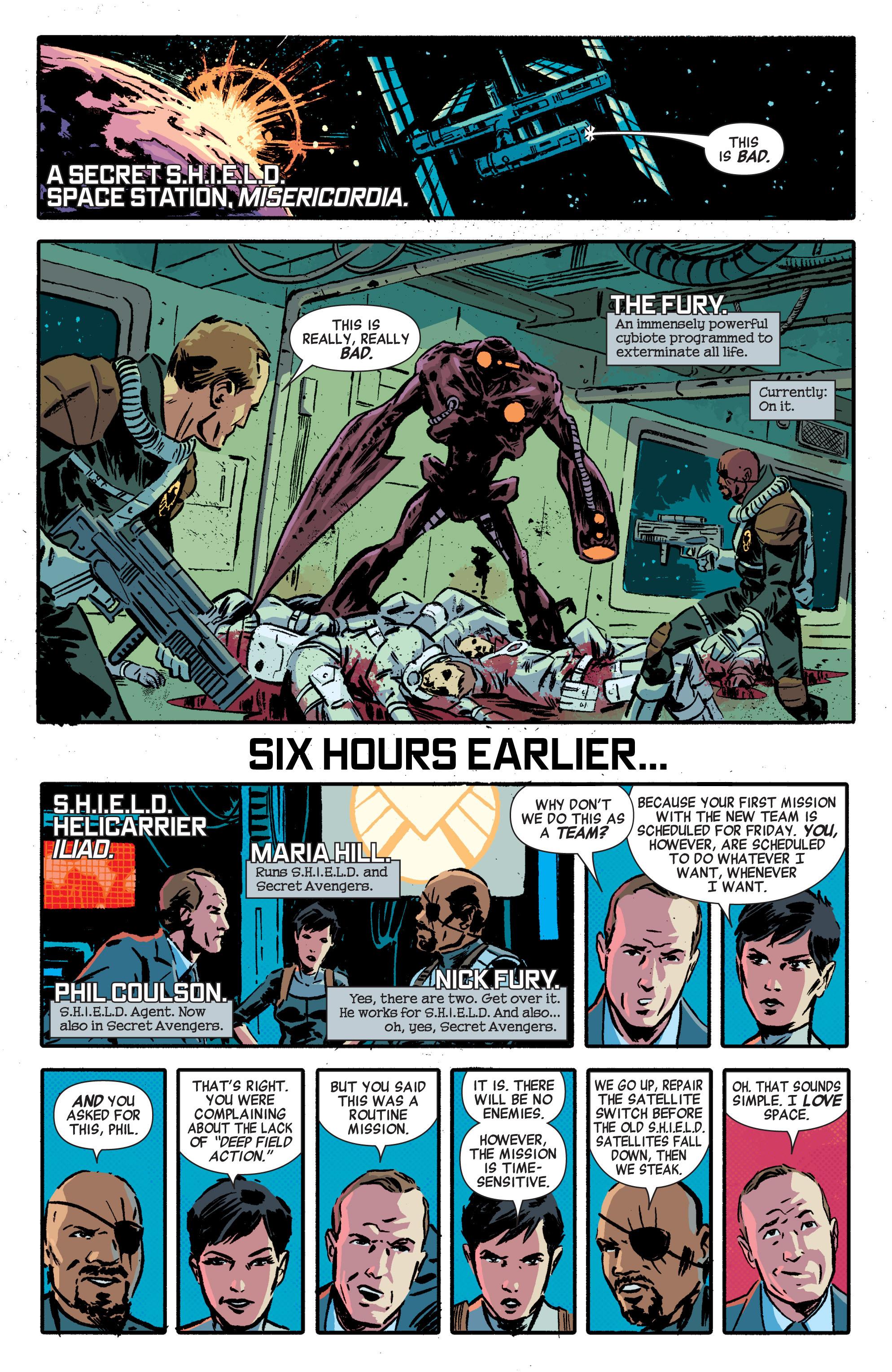 Read online Secret Avengers (2014) comic -  Issue #1 - 3