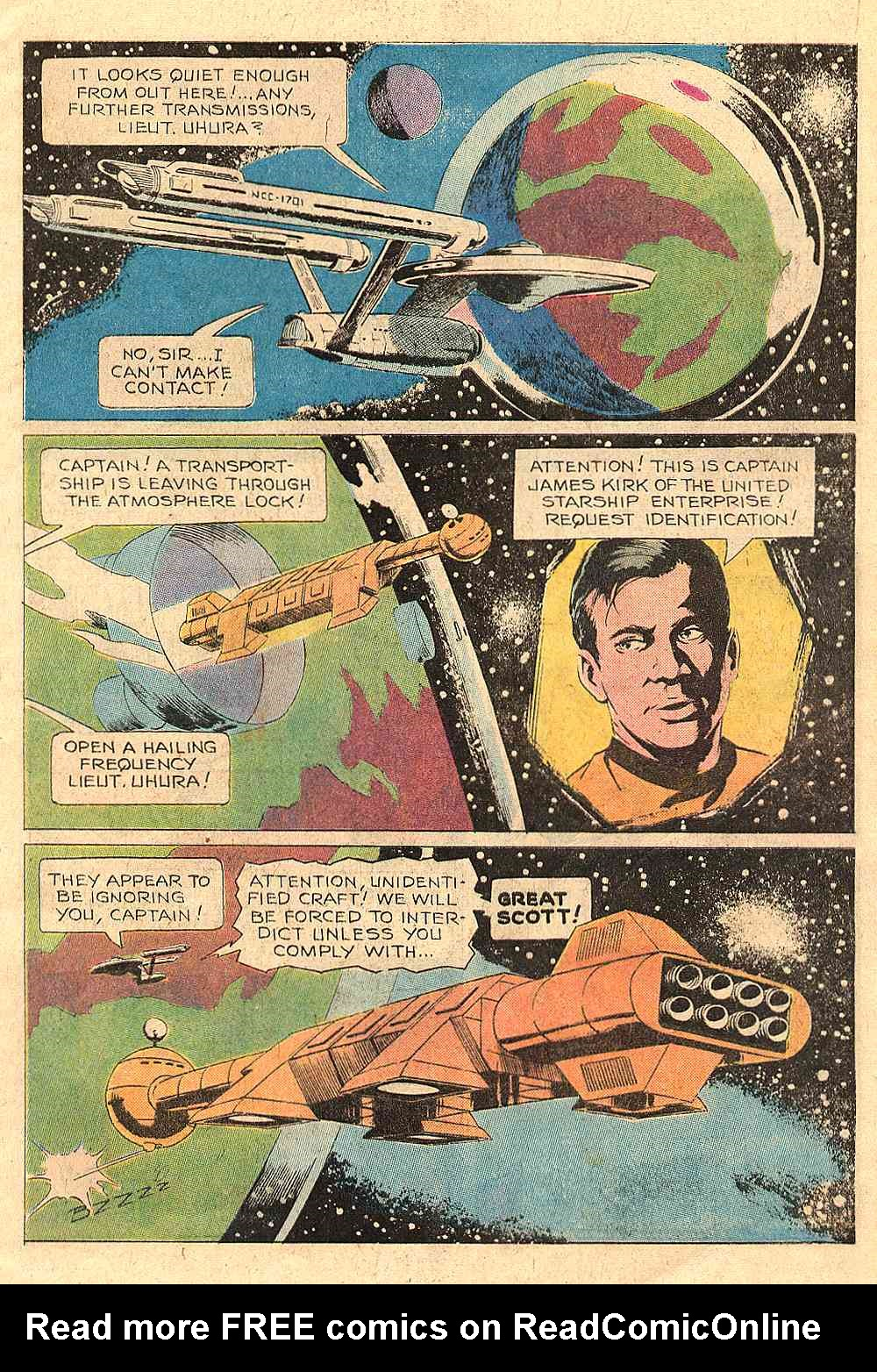 Star Trek (1967) #54 #54 - English 4