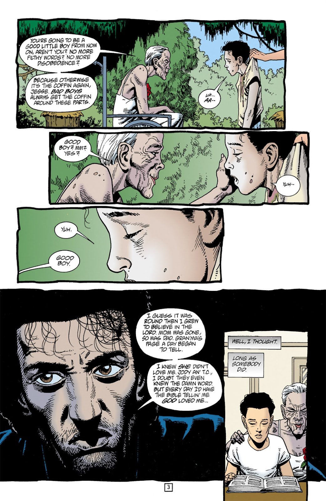 Preacher Issue #10 #19 - English 4