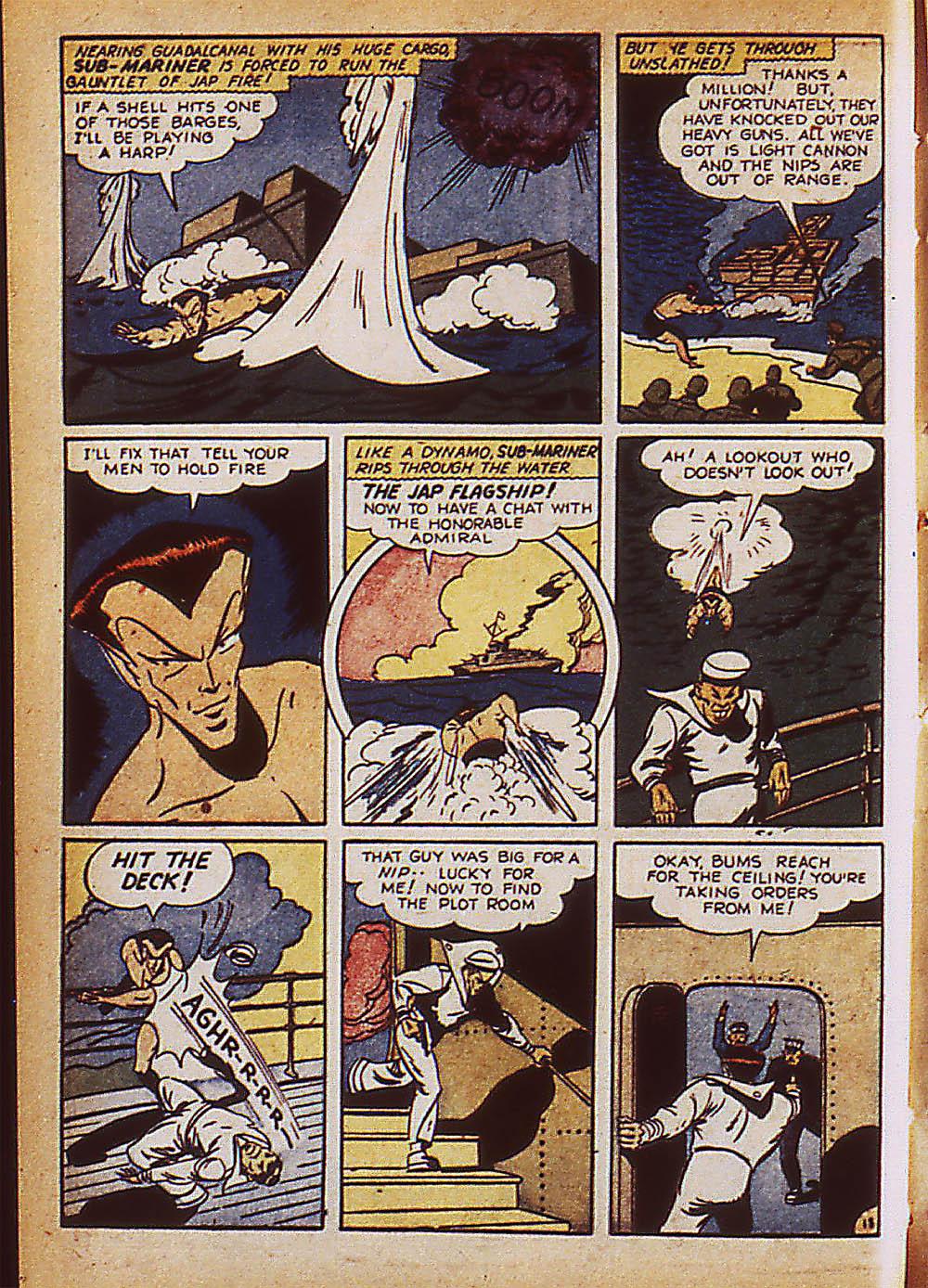 Sub-Mariner Comics Issue #8 #8 - English 21