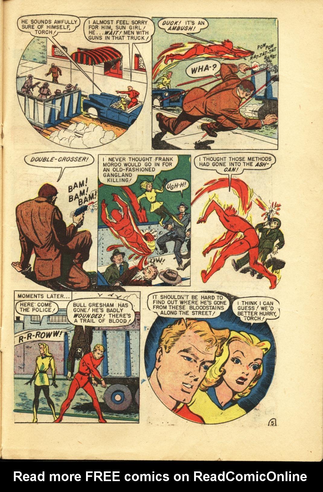 Sub-Mariner Comics #29 #29 - English 26