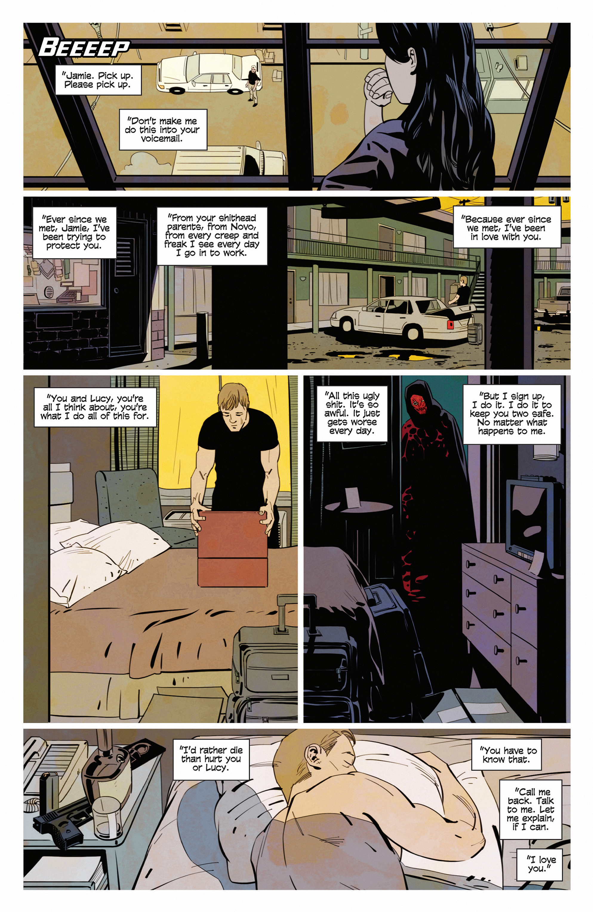 Read online Demonic comic -  Issue #5 - 9