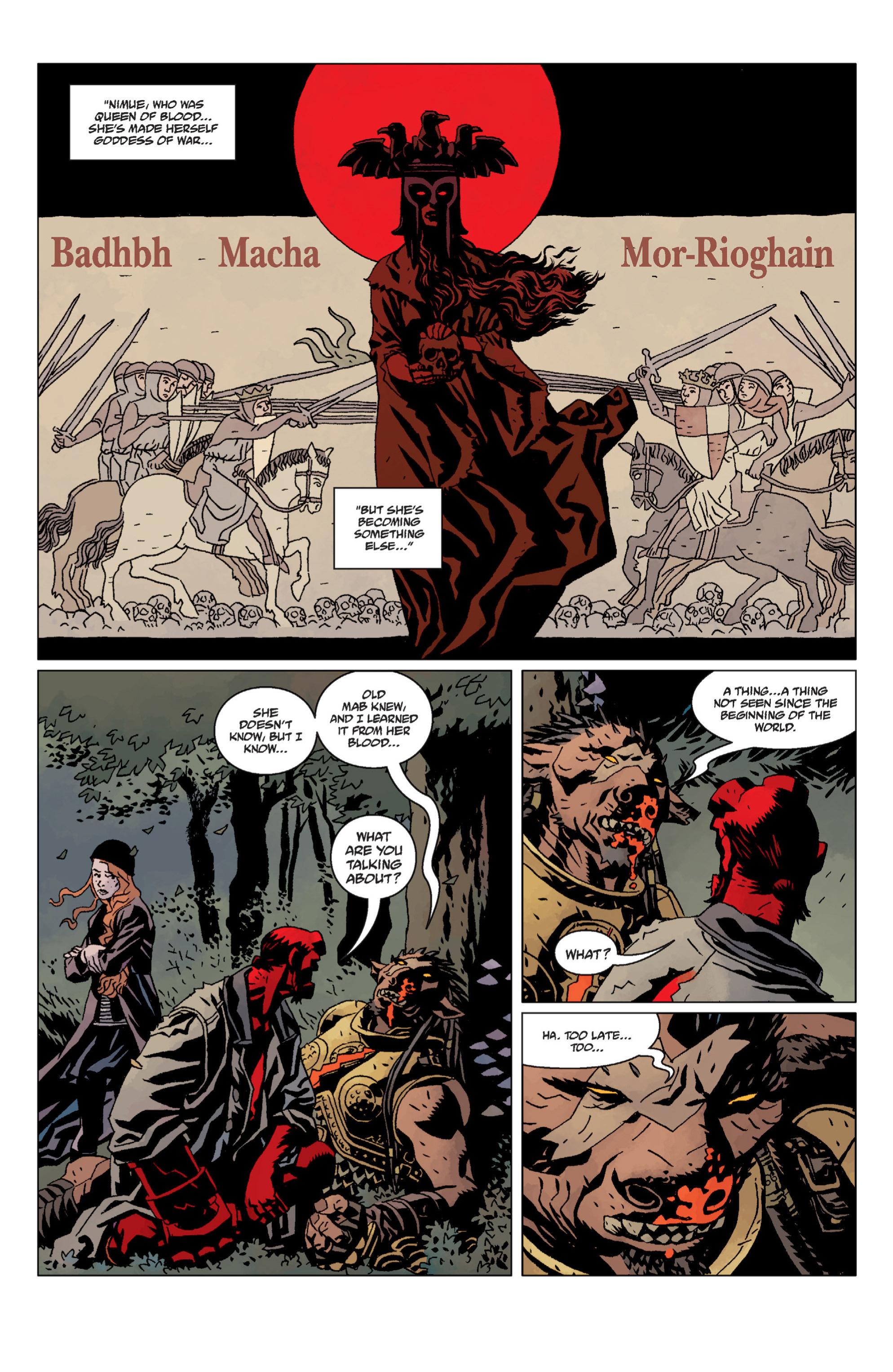 Hellboy chap 12 pic 50
