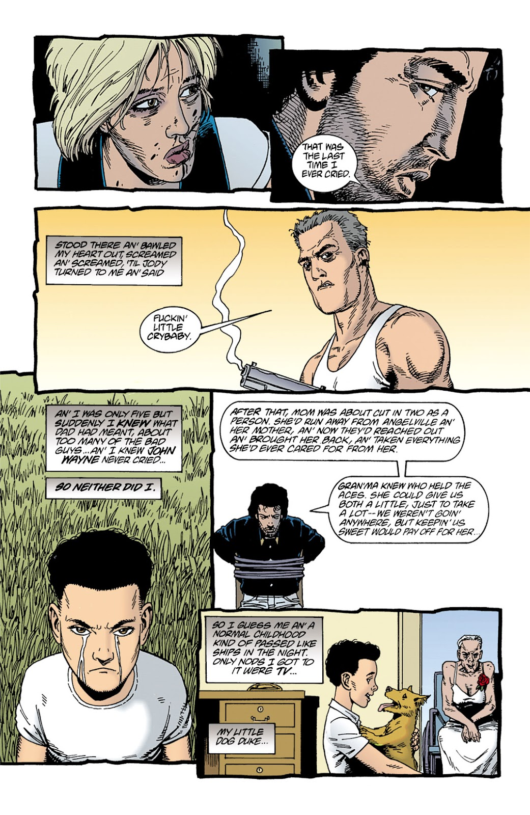 Preacher Issue #9 #18 - English 16