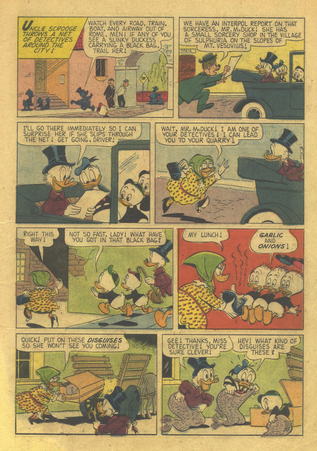 Uncle Scrooge (1953) Issue #36 #36 - English 11