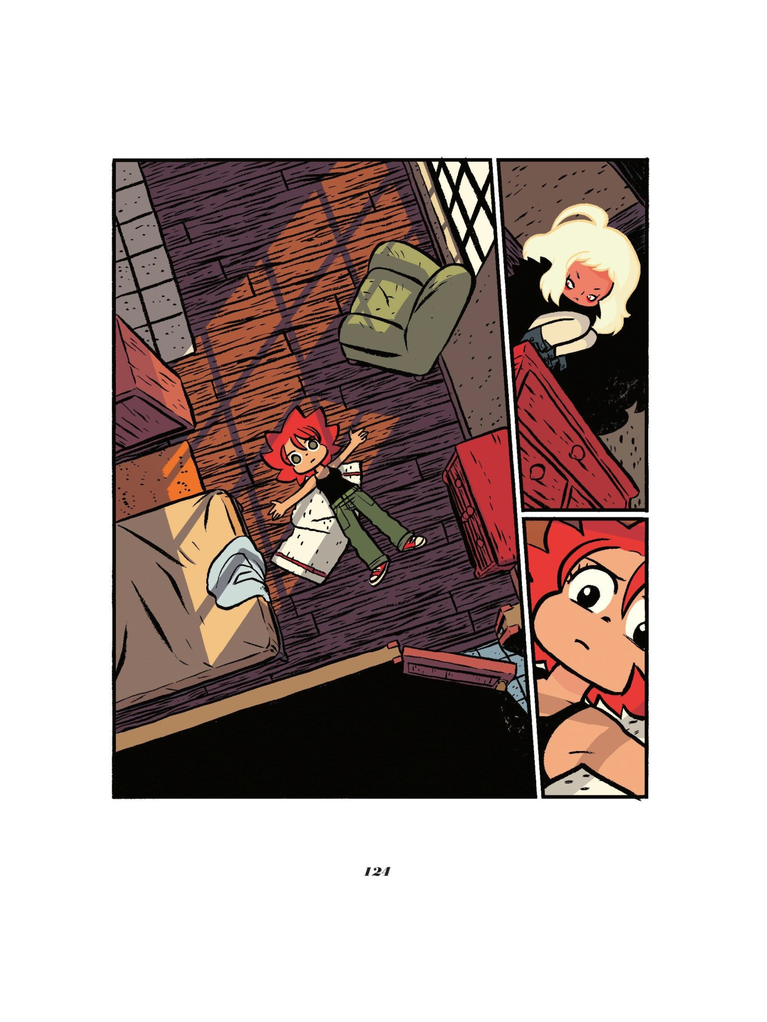 Read online Seconds comic -  Issue # Full - 125