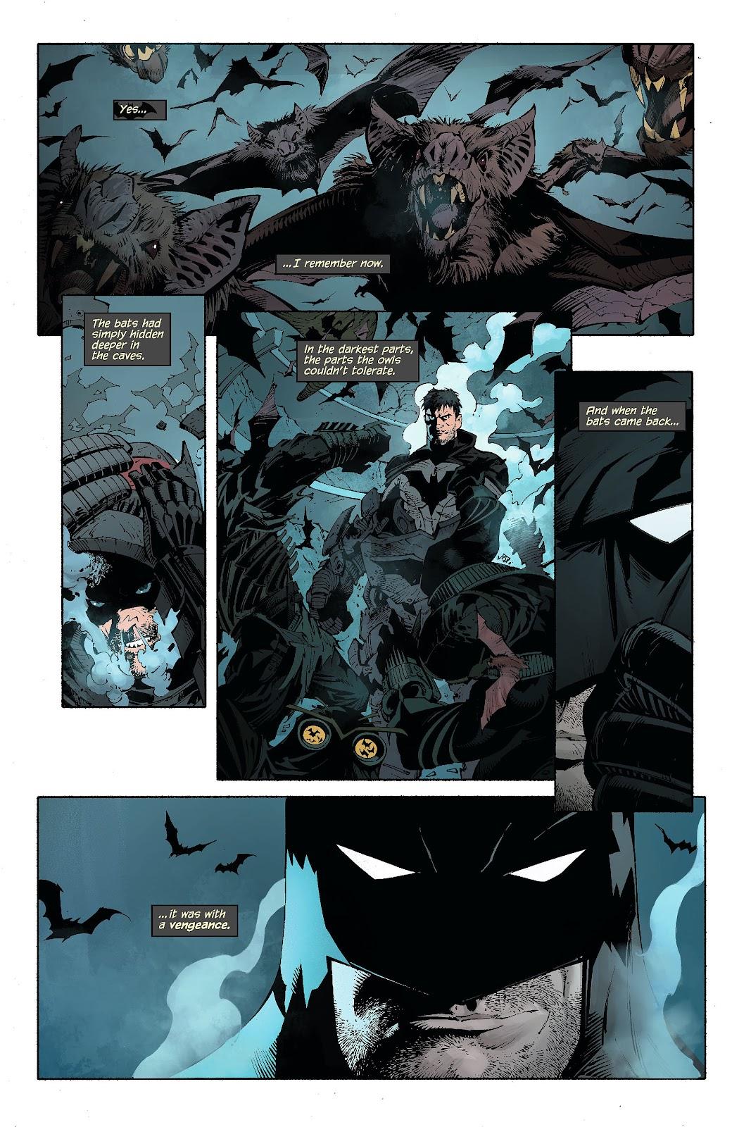 Batman (2011) Issue #9 #24 - English 15