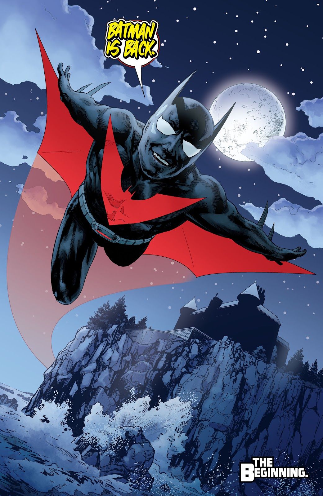 Batman Beyond (2015) Issue #16 #16 - English 21