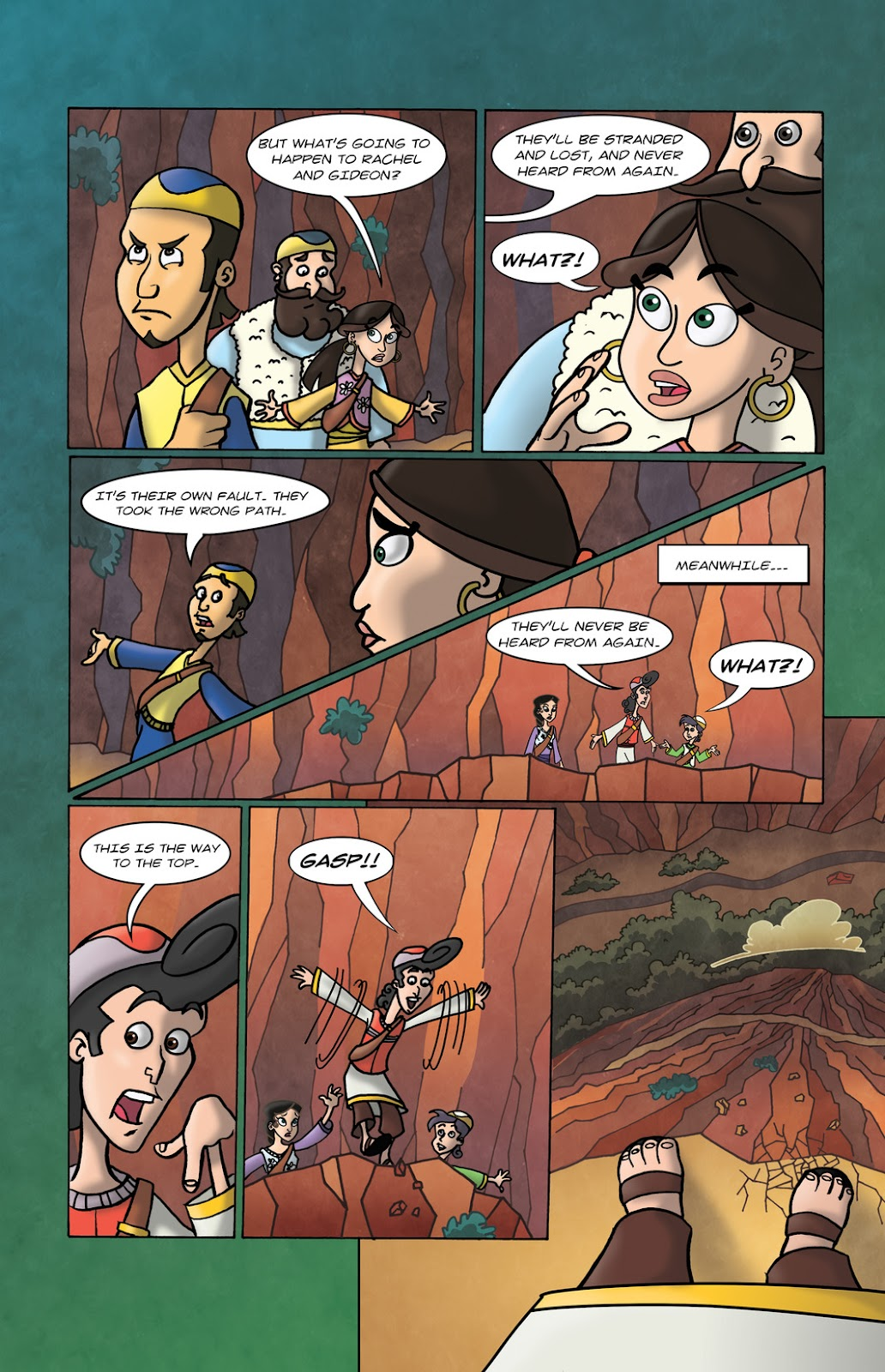 1001 Nights Issue #10 Page 15
