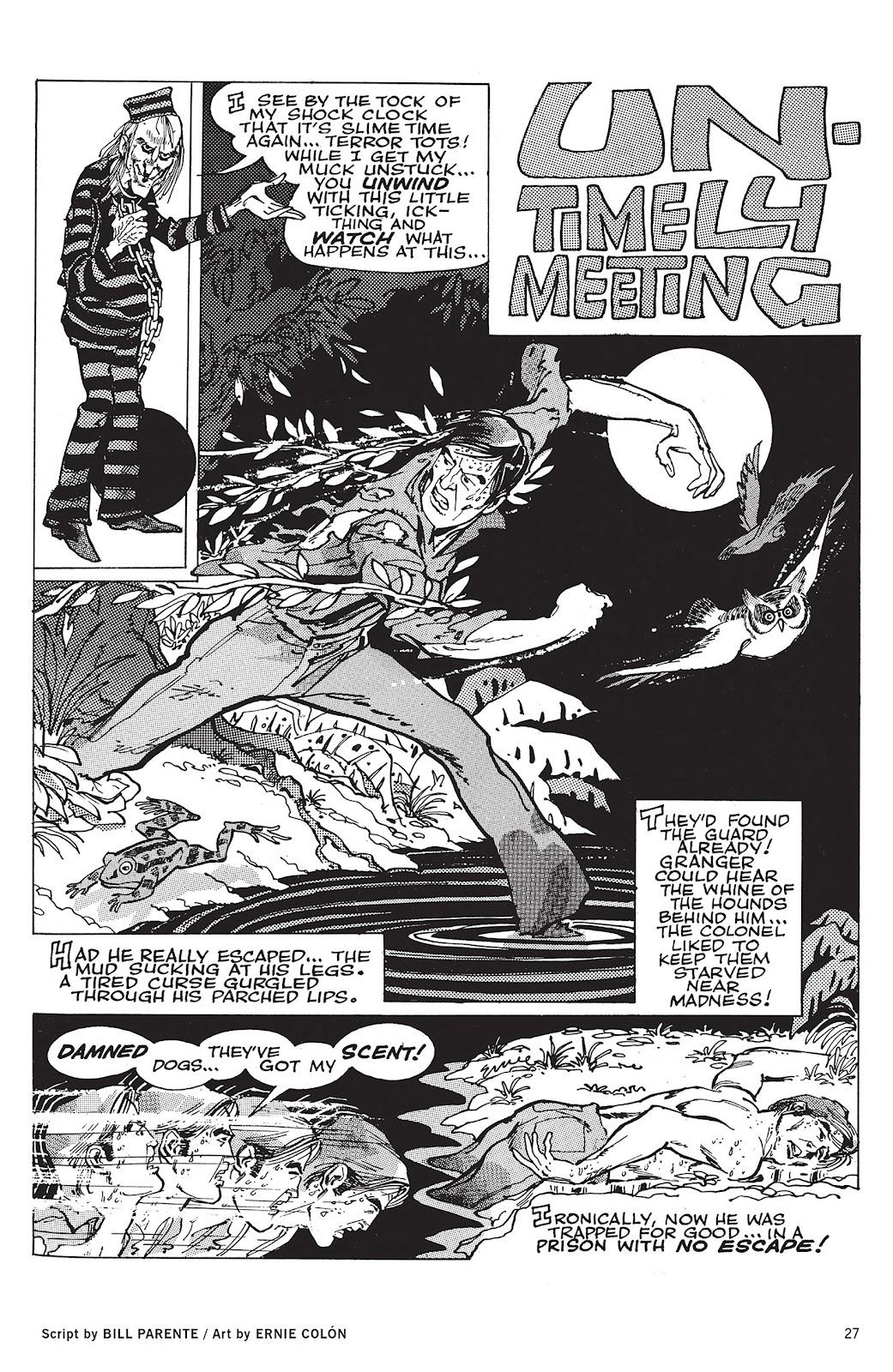 Creepy (2009) Issue #14 #14 - English 25