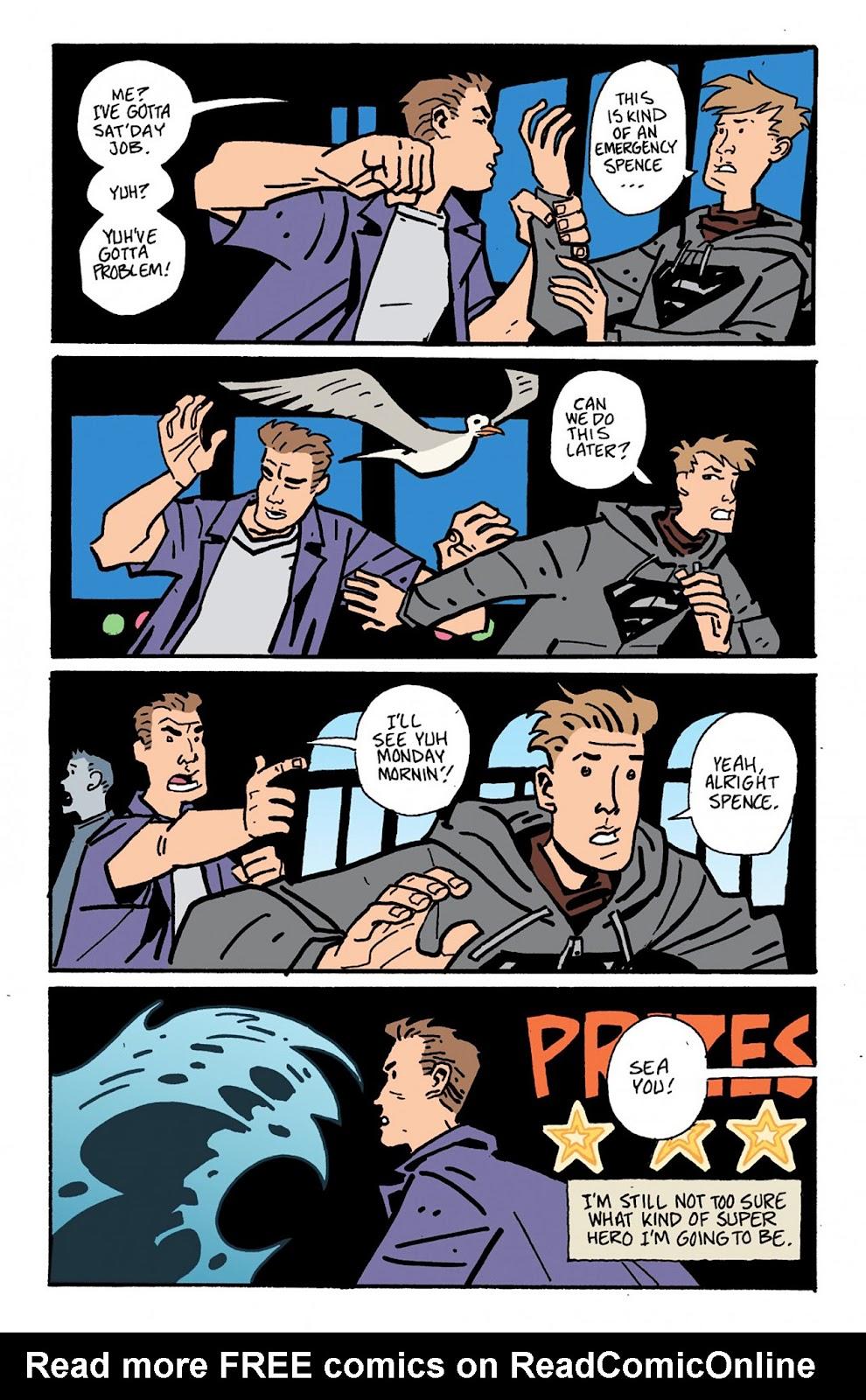 Mudman Issue #4 #4 - English 17