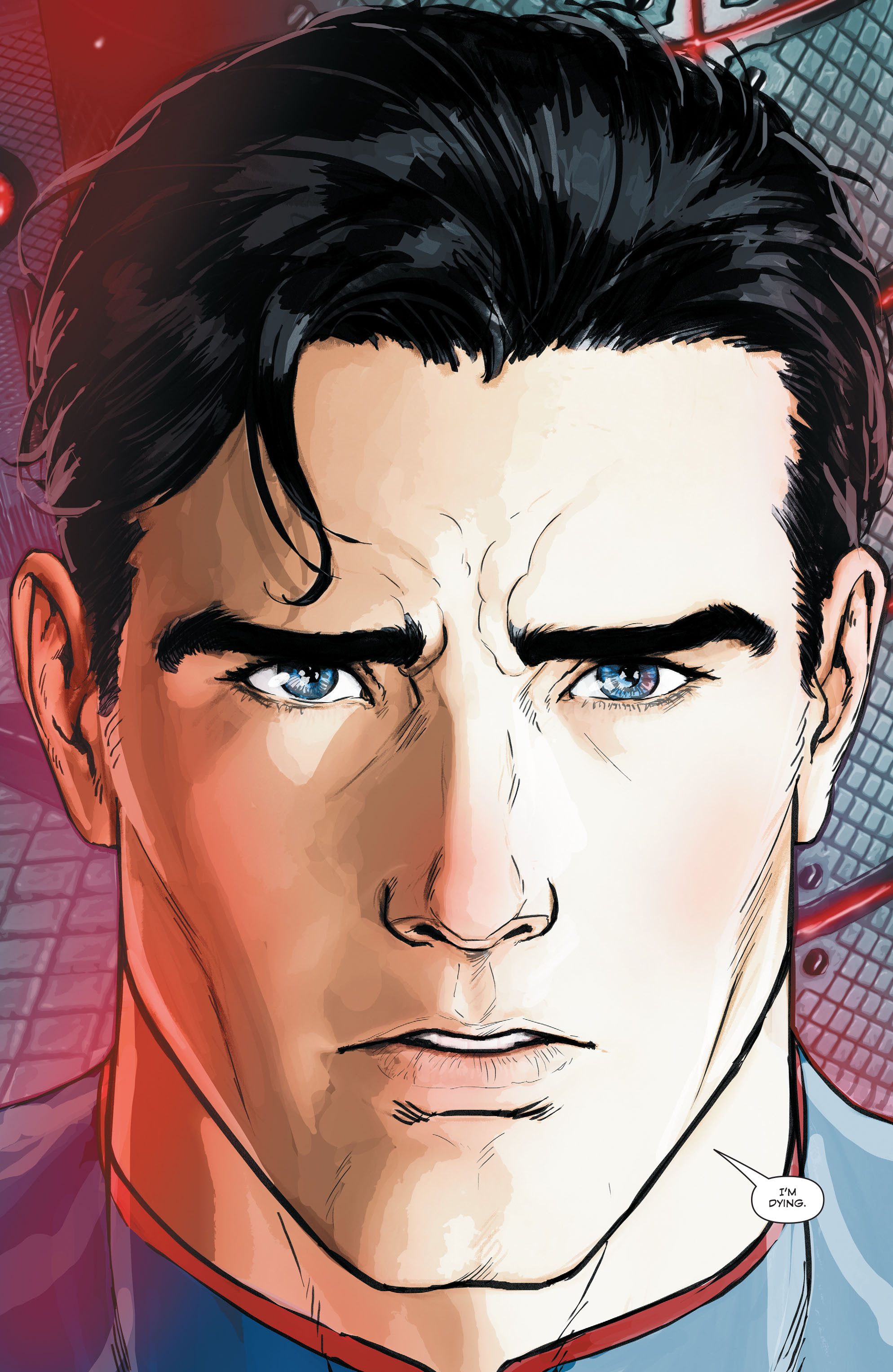 Read online Superman (2011) comic -  Issue #51 - 4