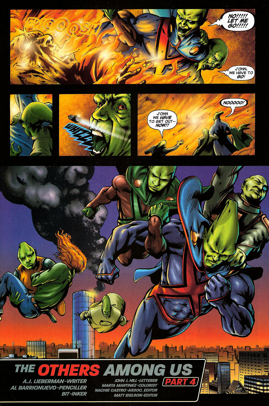 Read online Martian Manhunter (2006) comic -  Issue #4 - 40