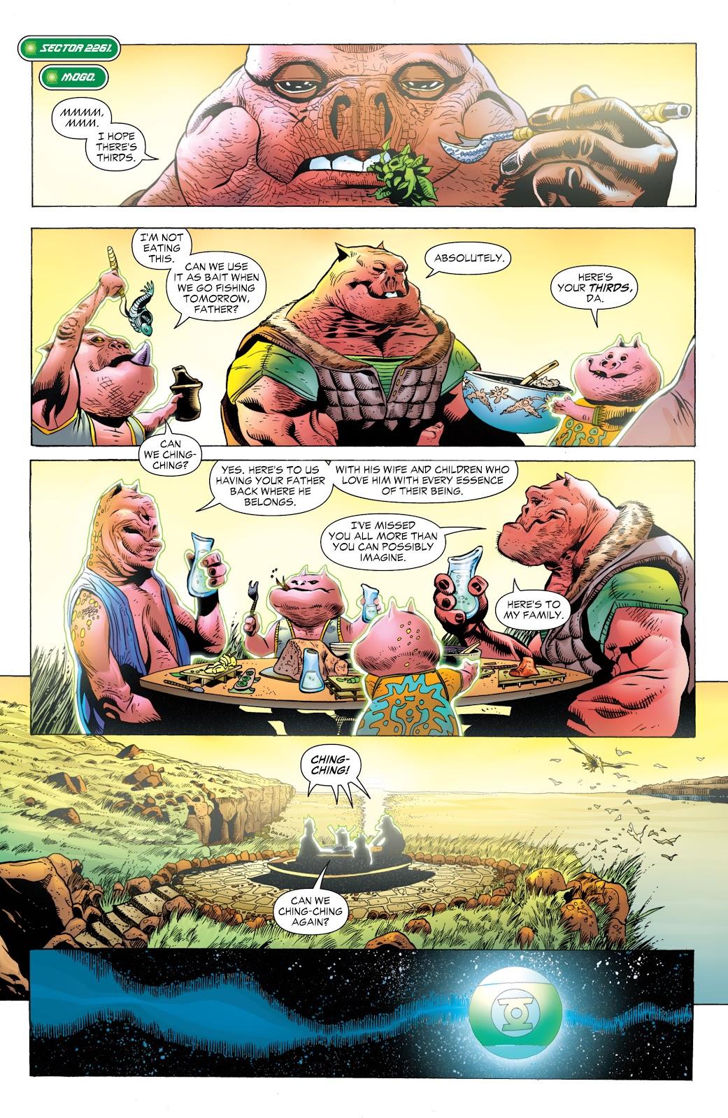 Green Lantern: The Sinestro Corps War Full #1 - English 297