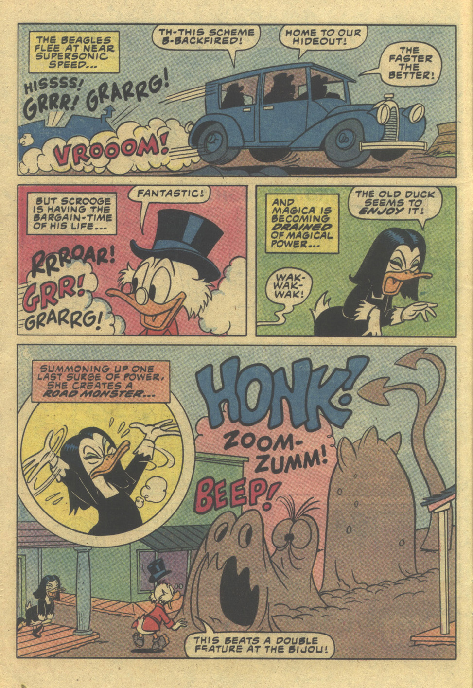 Uncle Scrooge (1953) Issue #197 #197 - English 12