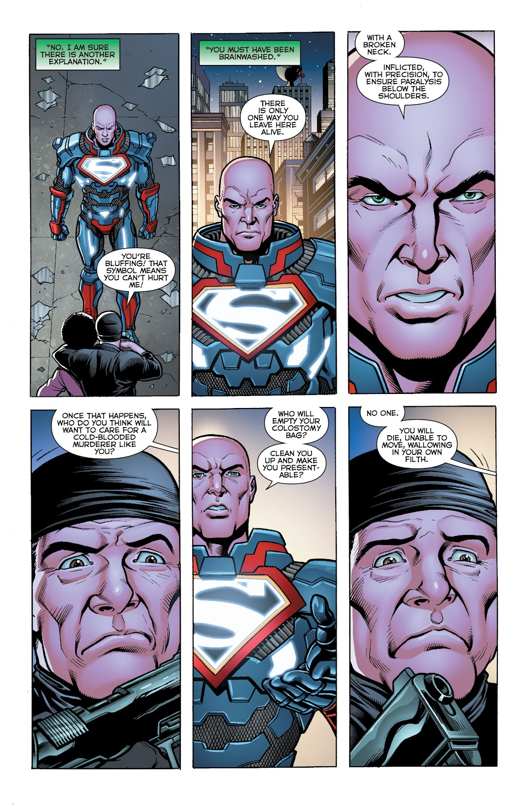 Justice League (2011) Issue #52 #62 - English 16