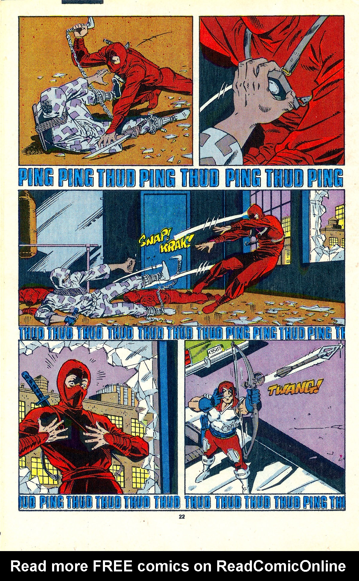 G.I. Joe: A Real American Hero 85 Page 17