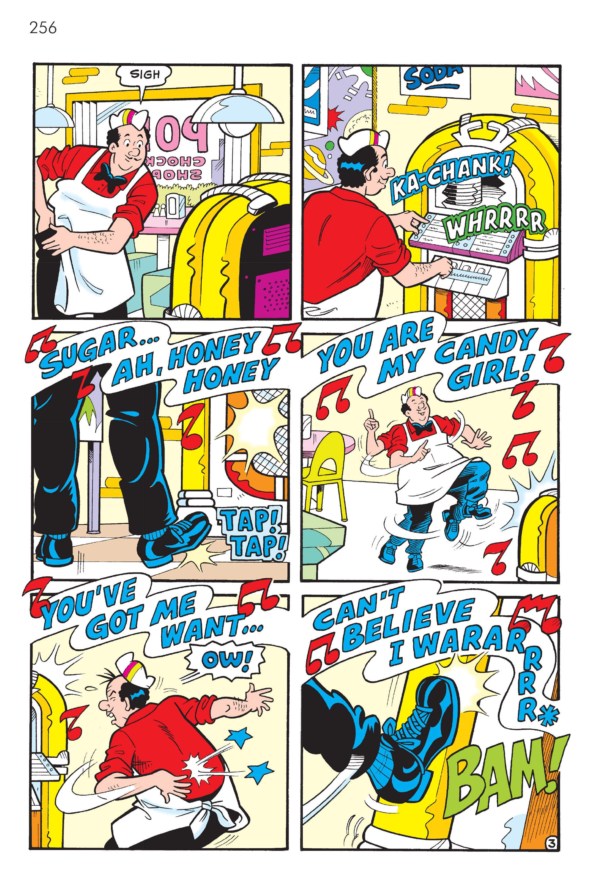 Read online The Best of Archie Comics comic -  Issue # TPB 4 (Part 2) - 46