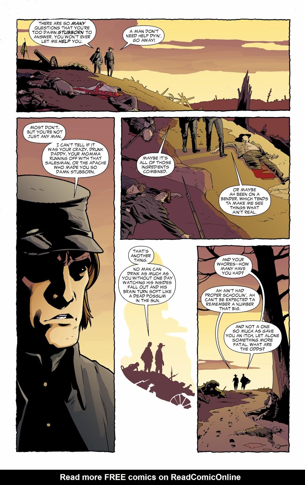 Jonah Hex (2006) Issue #70 #70 - English 6