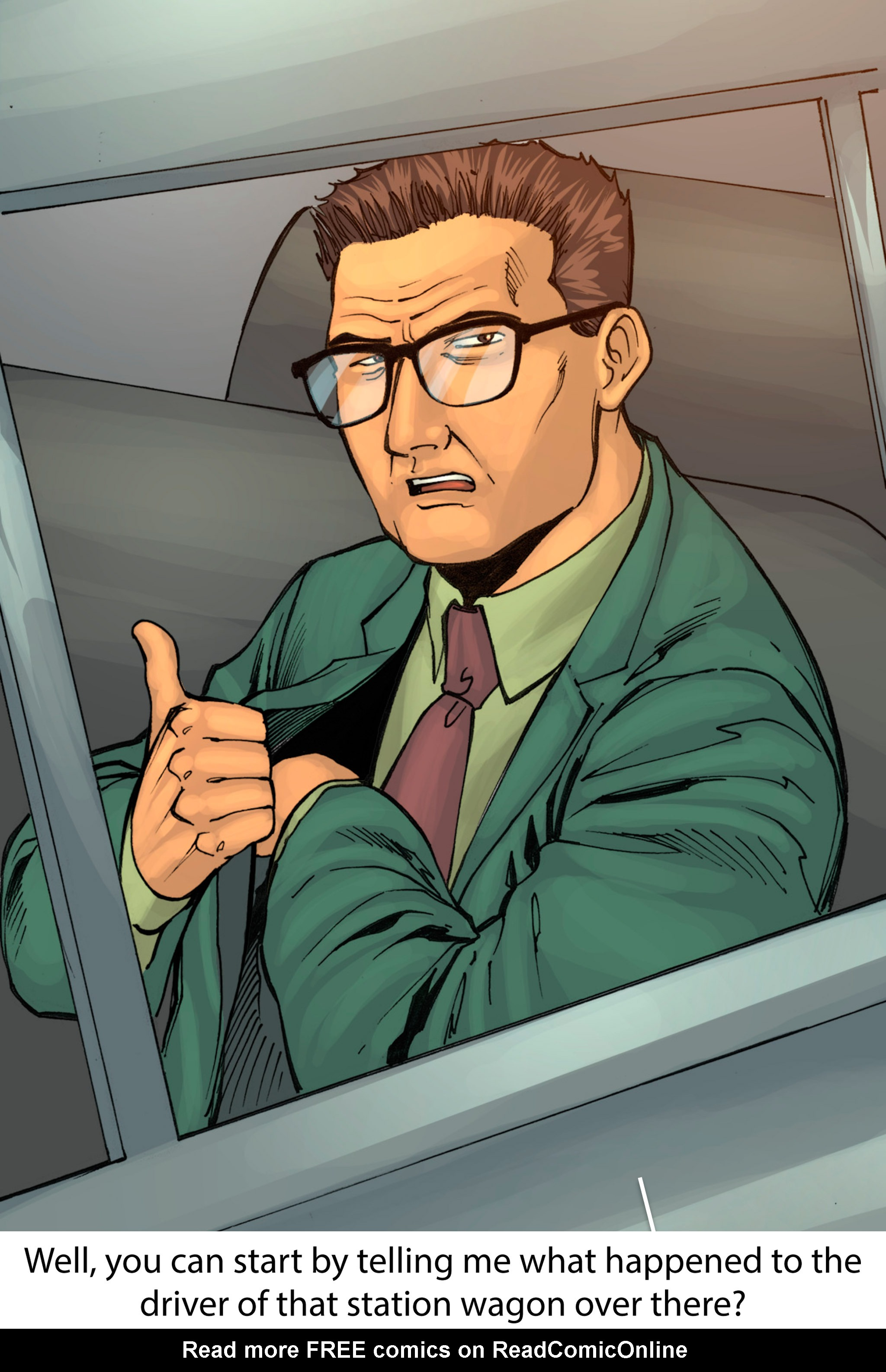 Read online Z-Men comic -  Issue #1 - 124