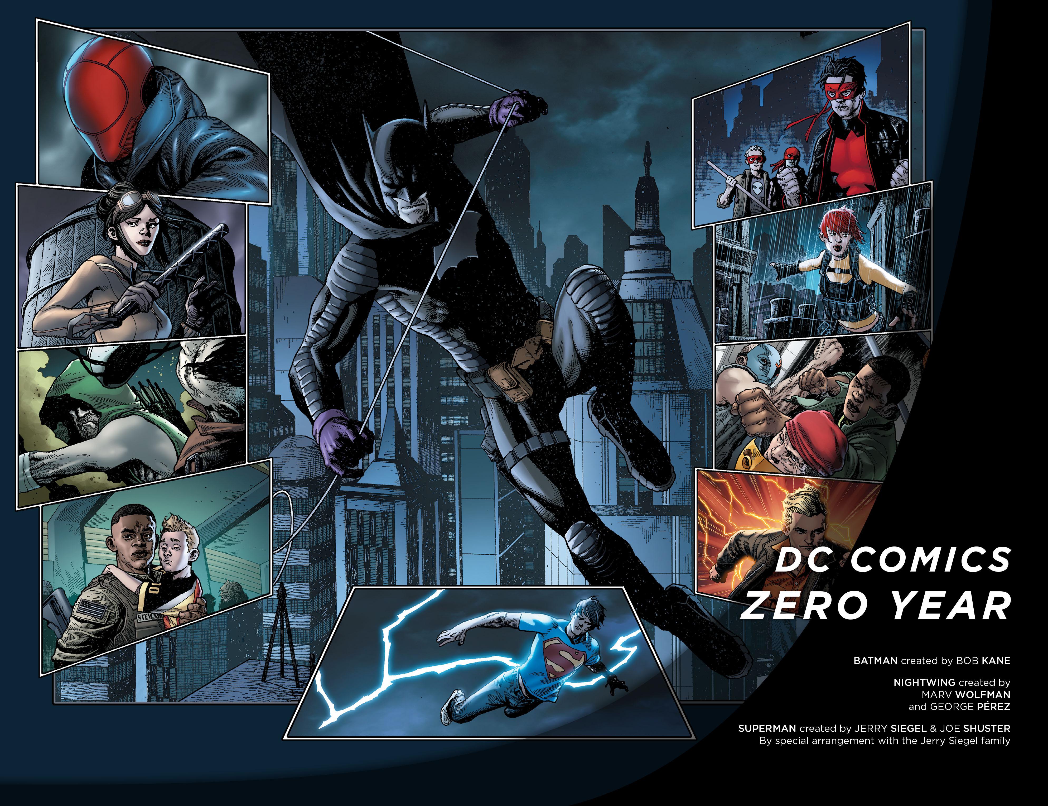 DC Comics: Zero Year chap tpb pic 3
