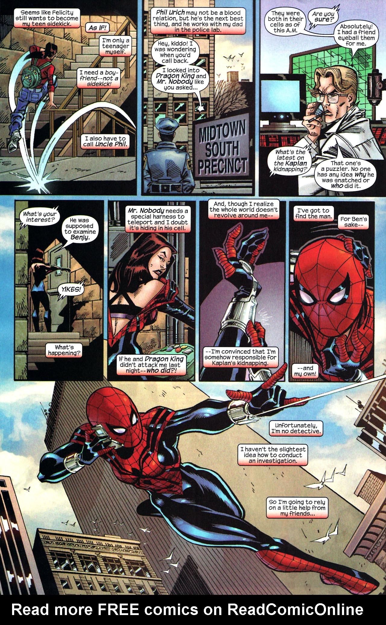 Amazing Spider-Girl #15 #16 - English 22