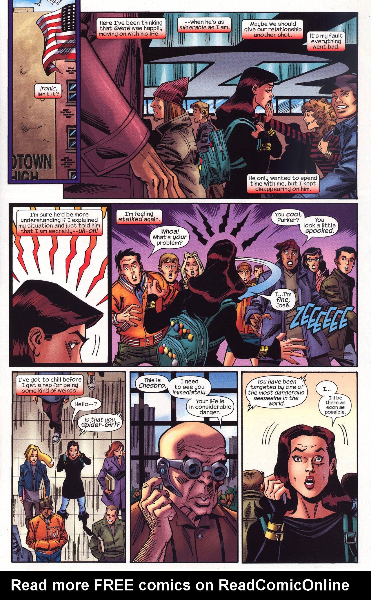Amazing Spider-Girl #16 #15 - English 20