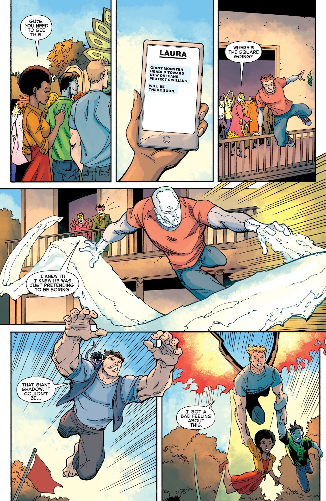 All-New X-Men (2016) Issue #1.MU #3 - English 21