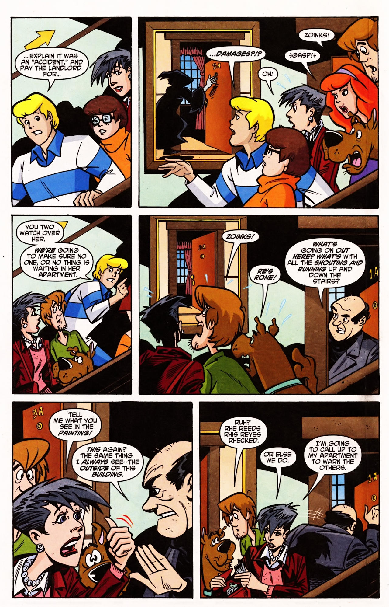 Read online Scooby-Doo (1997) comic -  Issue #140 - 13