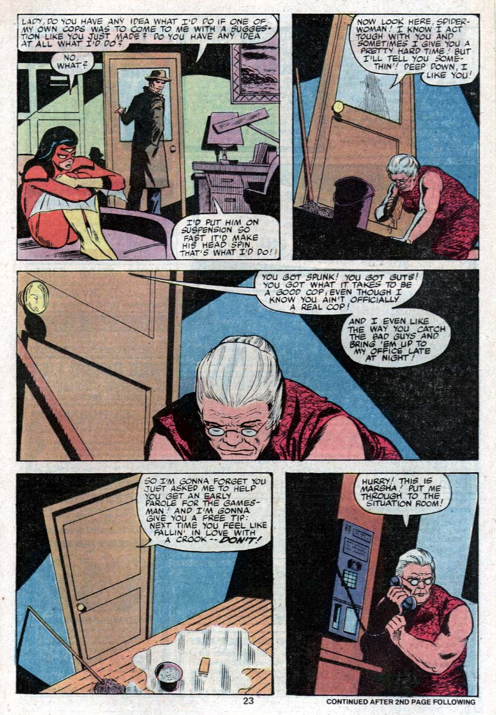 Spider-Woman (1978) Issue #24 #24 - English 16