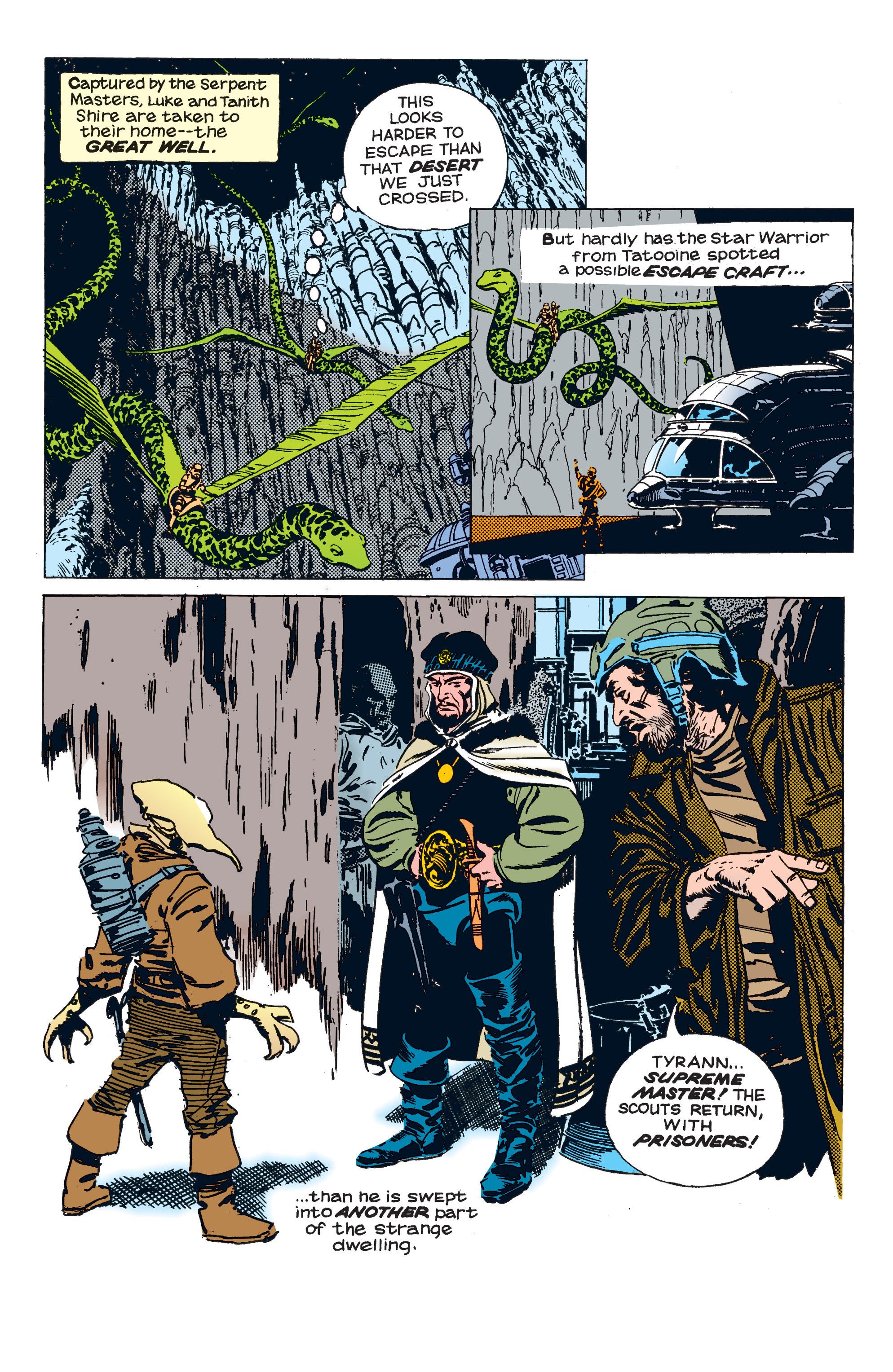 Classic Star Wars #5 #5 - English 3