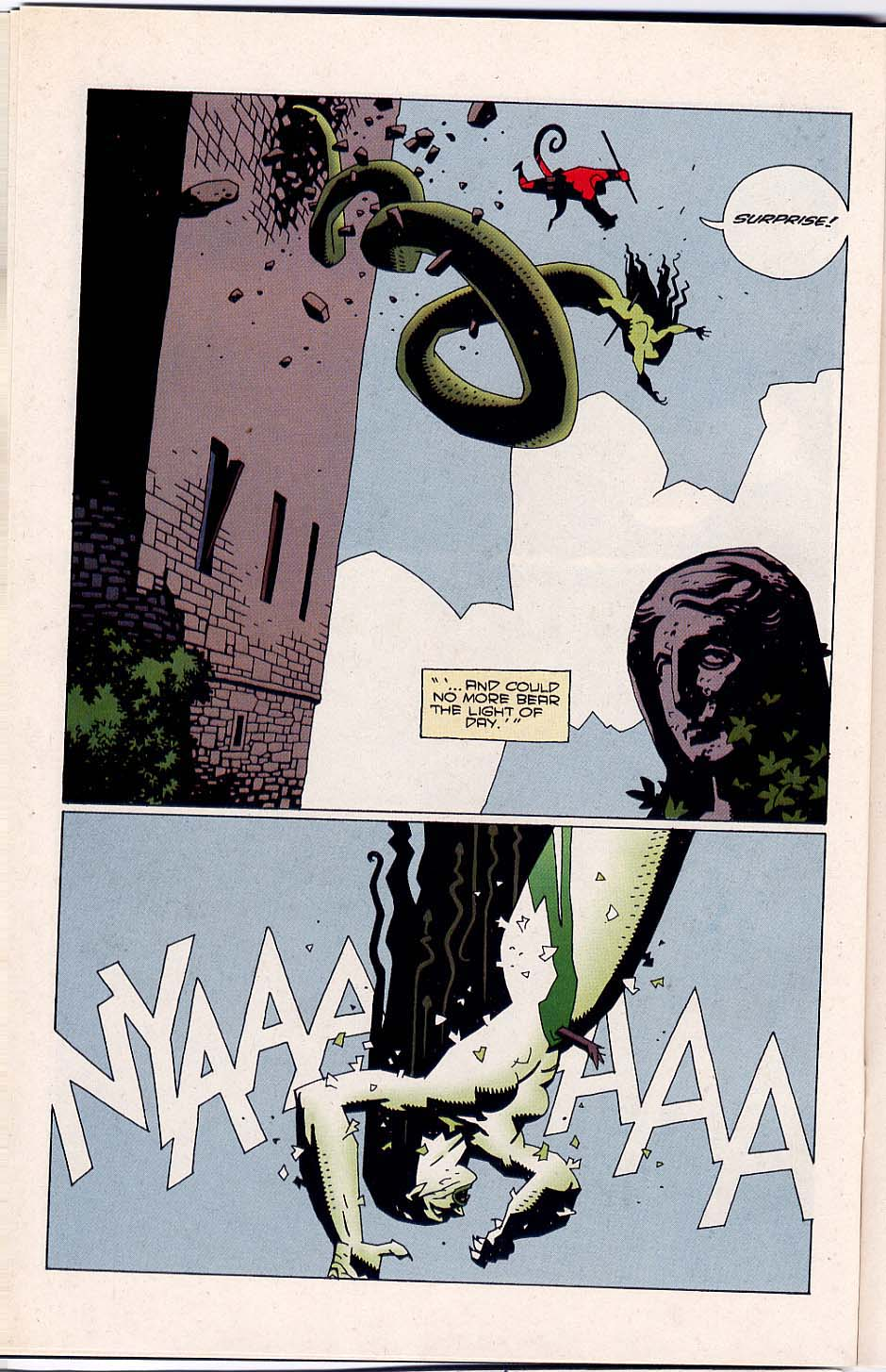 Hellboy: Wake the Devil Issue #4 #4 - English 10