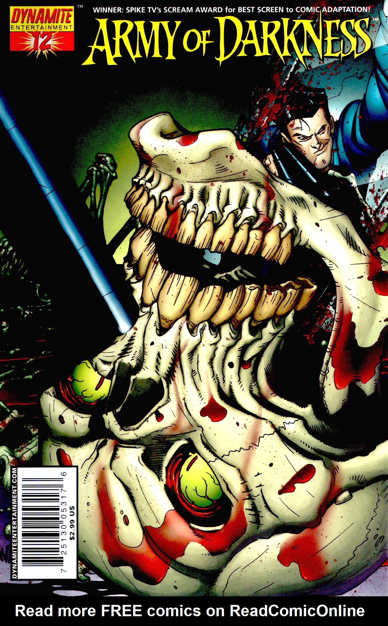 Army of Darkness (2006) 12 Page 1