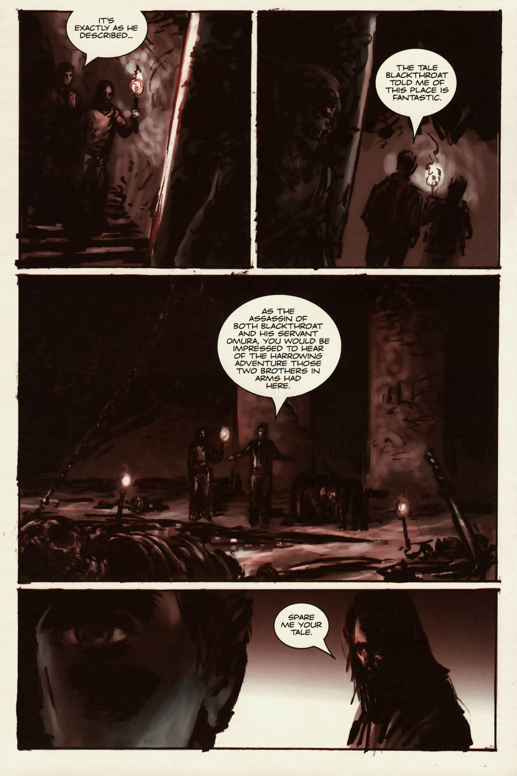 Read online Sea of Red comic -  Issue #13 - 9