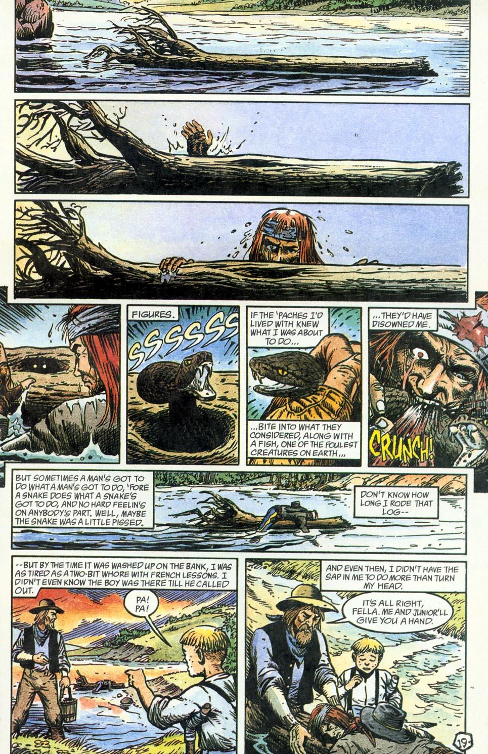 Jonah Hex: Two-Gun Mojo Issue #4 #4 - English 21